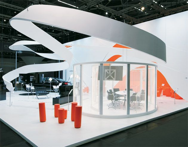 Promoting Your Brand Using Exhibition Stands