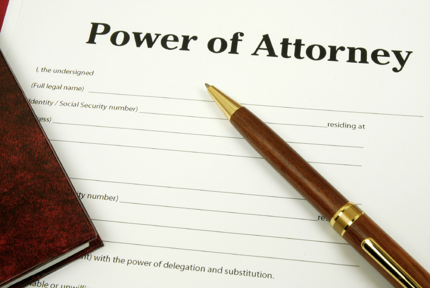 Information about special power of attorney in Dubai