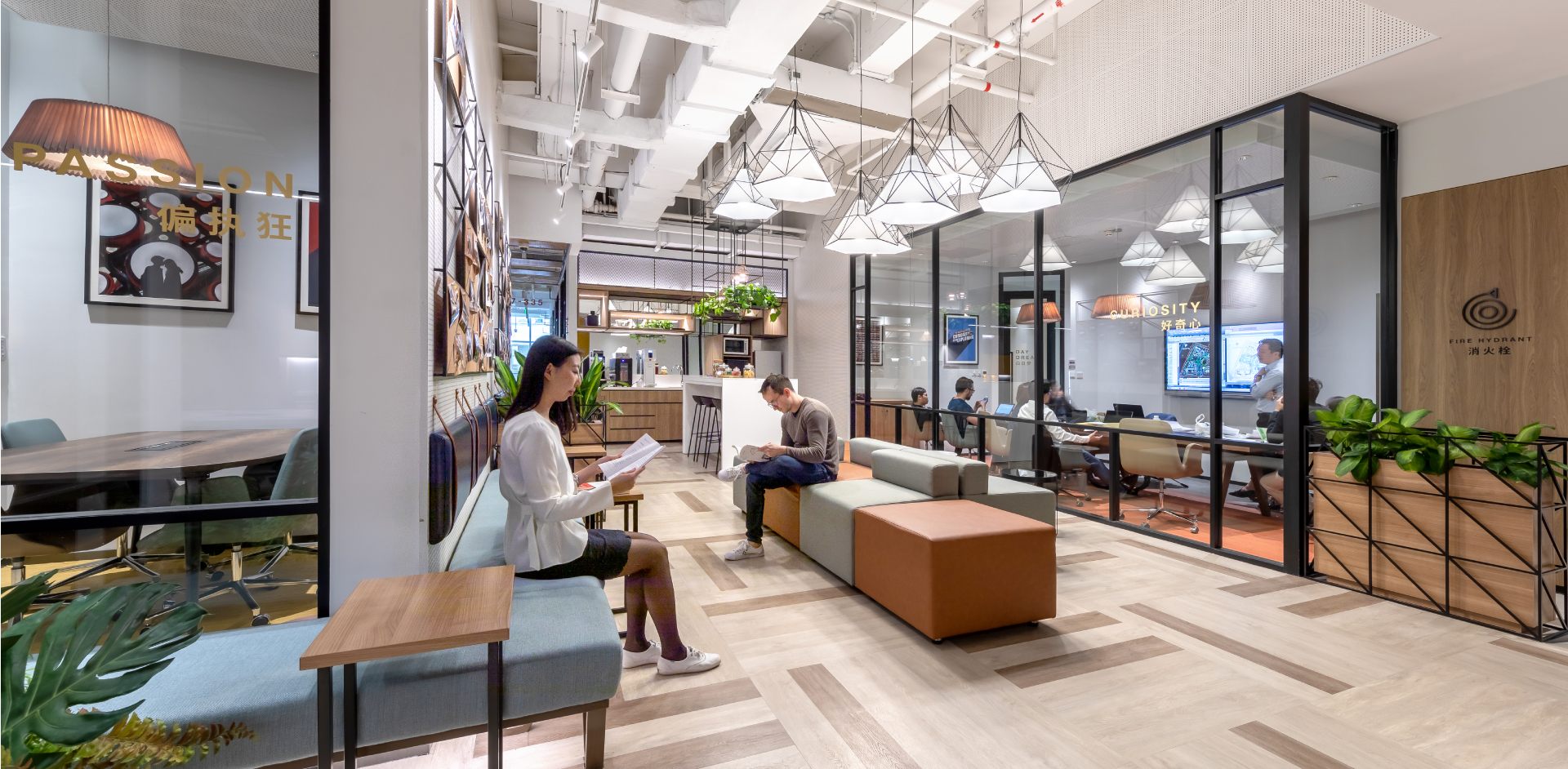 Things to keep in mind when working on the interior design of the office