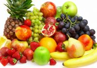 Fruits for a healthy lifestyle